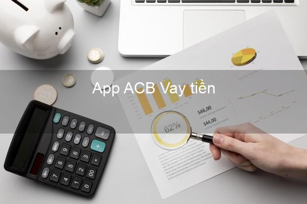 App ACB Vay tiền