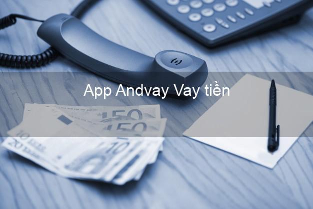 App Andvay Vay tiền