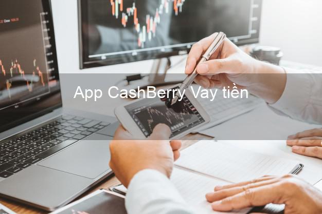 App CashBerry Vay tiền