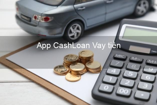 App CashLoan Vay tiền