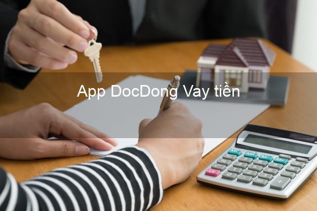 App DocDong Vay tiền