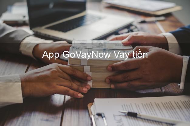 App GoVayNow Vay tiền