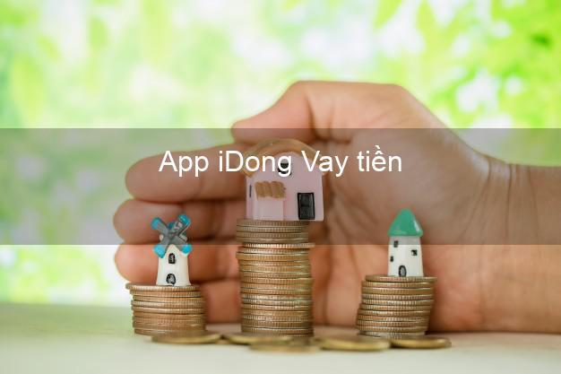 App iDong Vay tiền