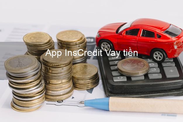 App InsCredit Vay tiền