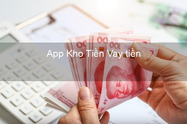 App Kho Tiền Vay tiền