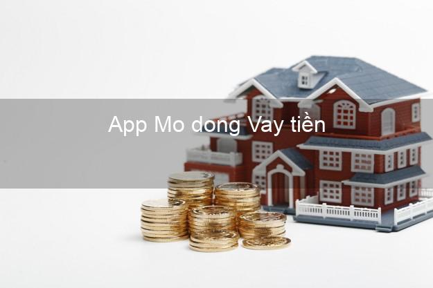App Mo dong Vay tiền