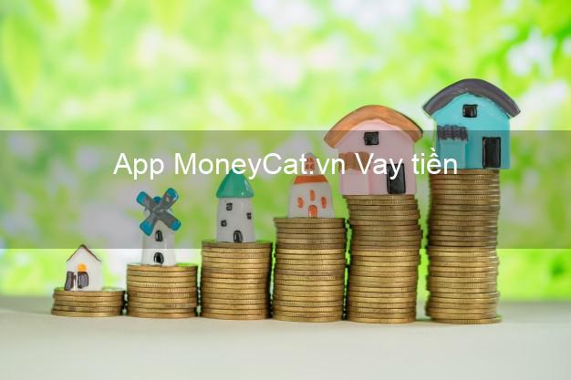 App MoneyCat.vn Vay tiền