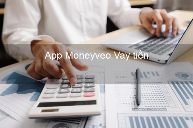 App Moneyveo Vay tiền
