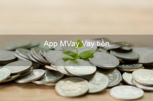 App MVay Vay tiền