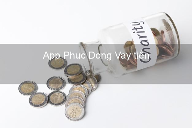 App Phuc Dong Vay tiền