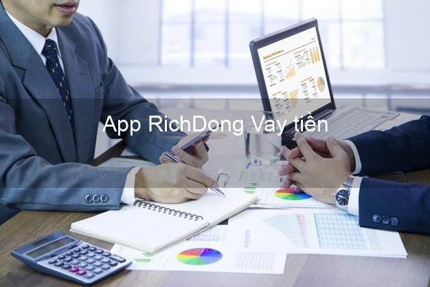 App RichDong Vay tiền