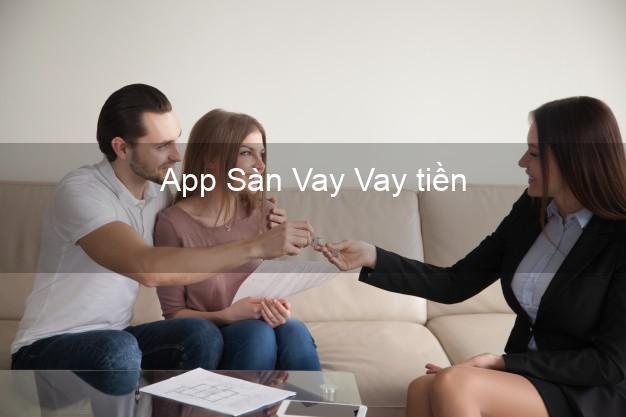 App Sàn Vay Vay tiền