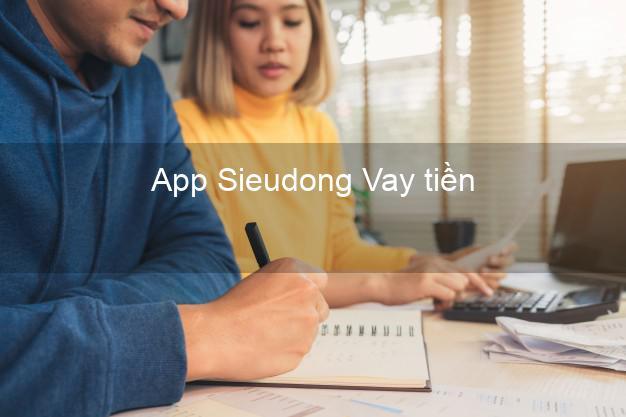 App Sieudong Vay tiền