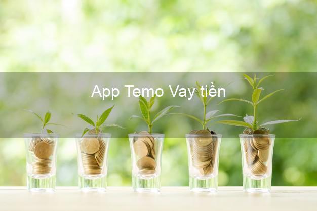 App Temo Vay tiền