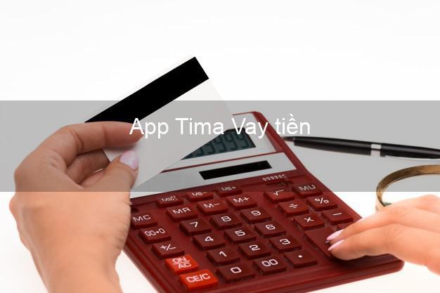 App Tima Vay tiền