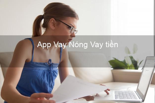 App Vay Nóng Vay tiền