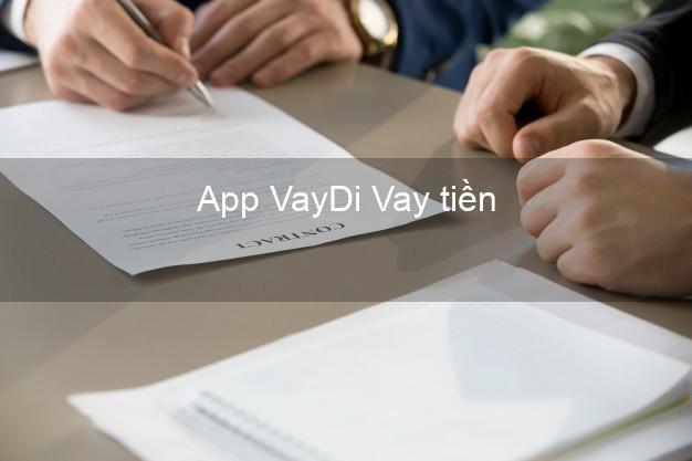 App VayDi Vay tiền