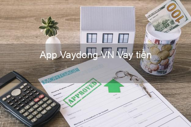 App Vaydong VN Vay tiền
