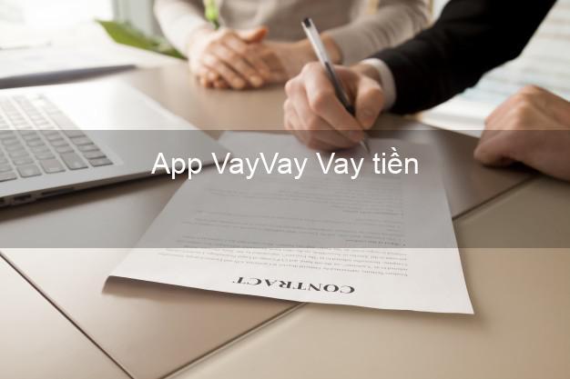 App VayVay Vay tiền