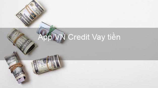 App VN Credit Vay tiền