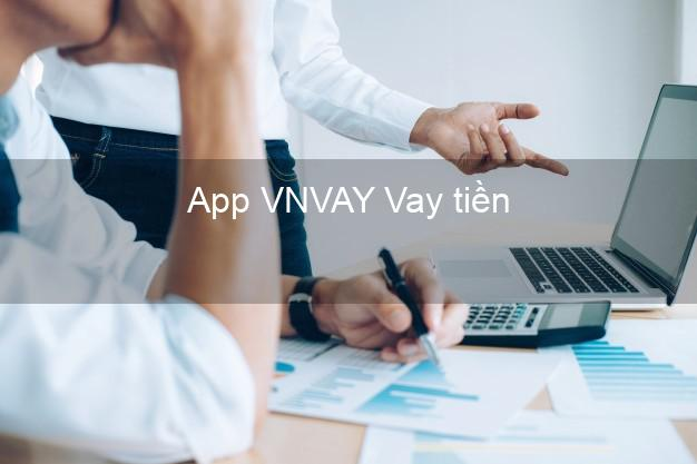 App VNVAY Vay tiền