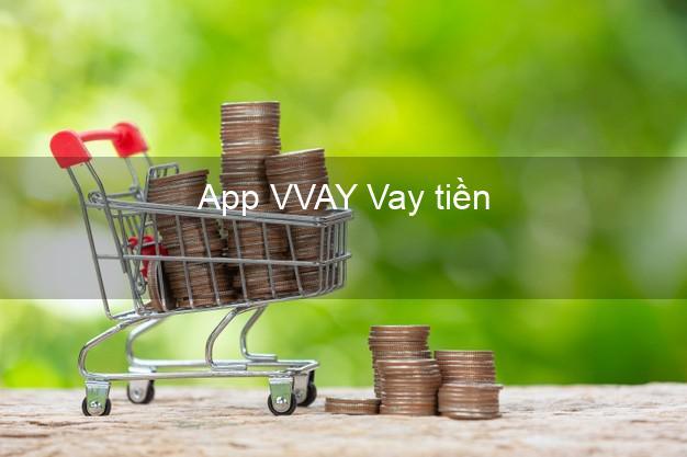 App VVAY Vay tiền