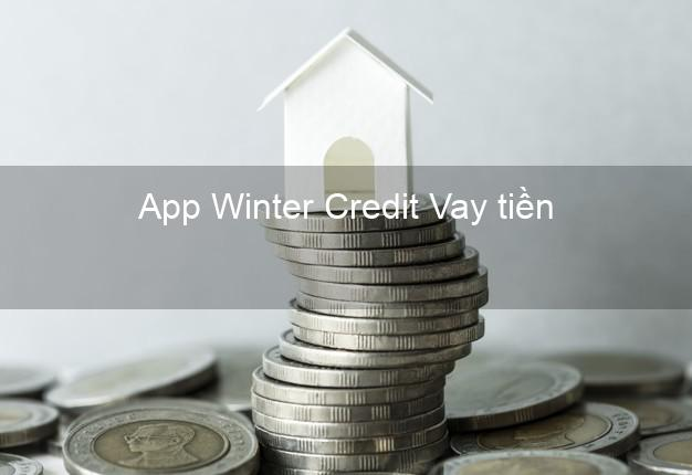App Winter Credit Vay tiền