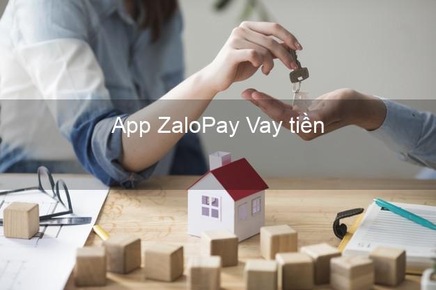 App ZaloPay Vay tiền