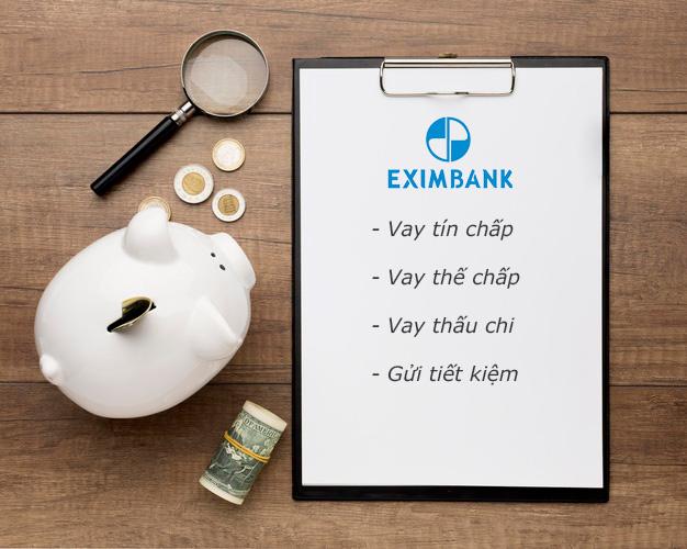 Hướng dẫn vay tiền EximBank online