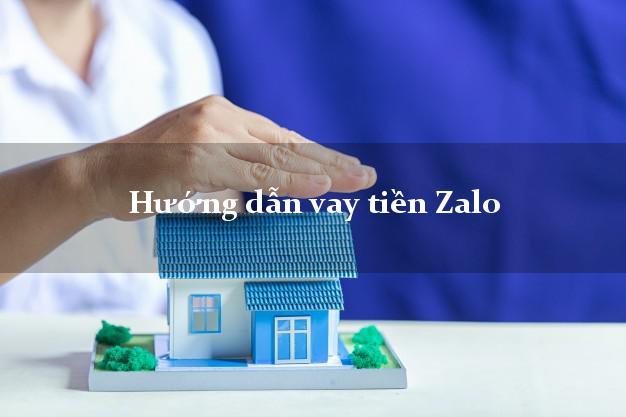 Hướng dẫn vay tiền Zalo an toàn
